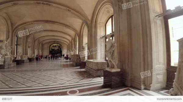 Louvre Museum Paris Sculpture