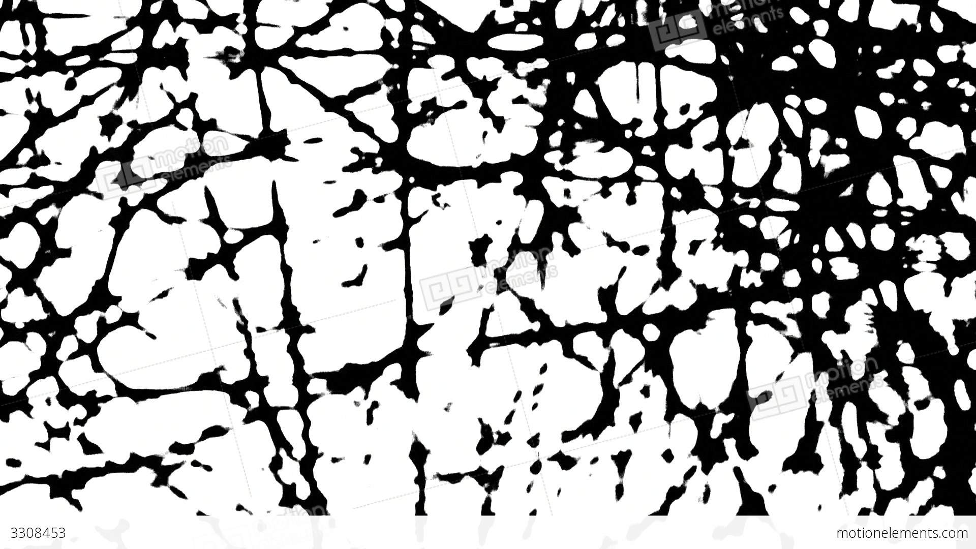 Abstract Motion Background Black And White Graphic Stock