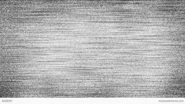 Tv Static Noise Fuzz Stock Video 12523019 Hd Footage - Year