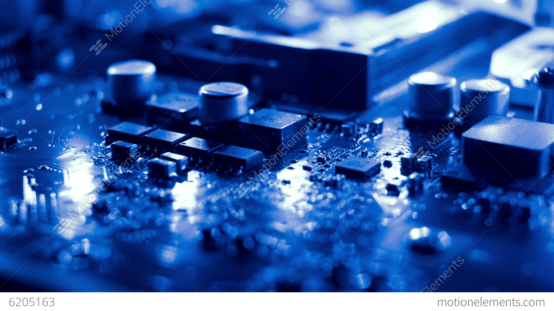 Technology Electronic Circuit Board Stock Picture I3901793 At