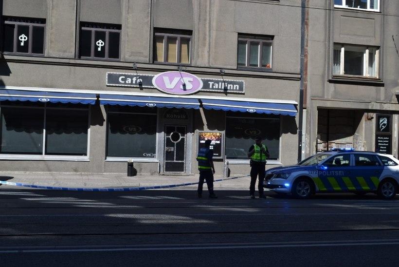Стрелявшим около бара Cafe VS оказался сын известного и богатого бизнесмена | Õhtuleht RUS