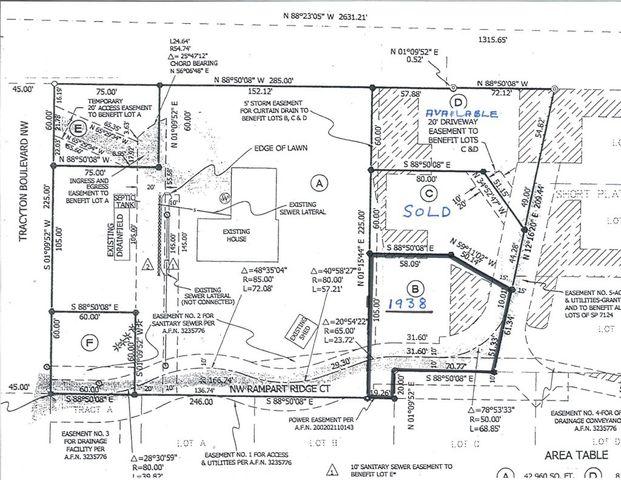 0 Lot B Nw Rampart Ridge Ct, Silverdale, WA 98383