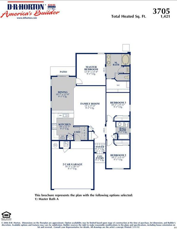Horton Floor Plans Review Home Decor