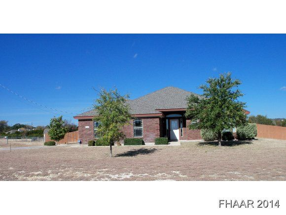291 County Road 4709 Rd Kempner TX 76539 Home For Sale