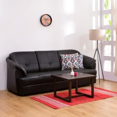 Living Room Furniture Sofas In Chennai Teak Wood On Rent Now Own Later Simba Couch 3 Seater