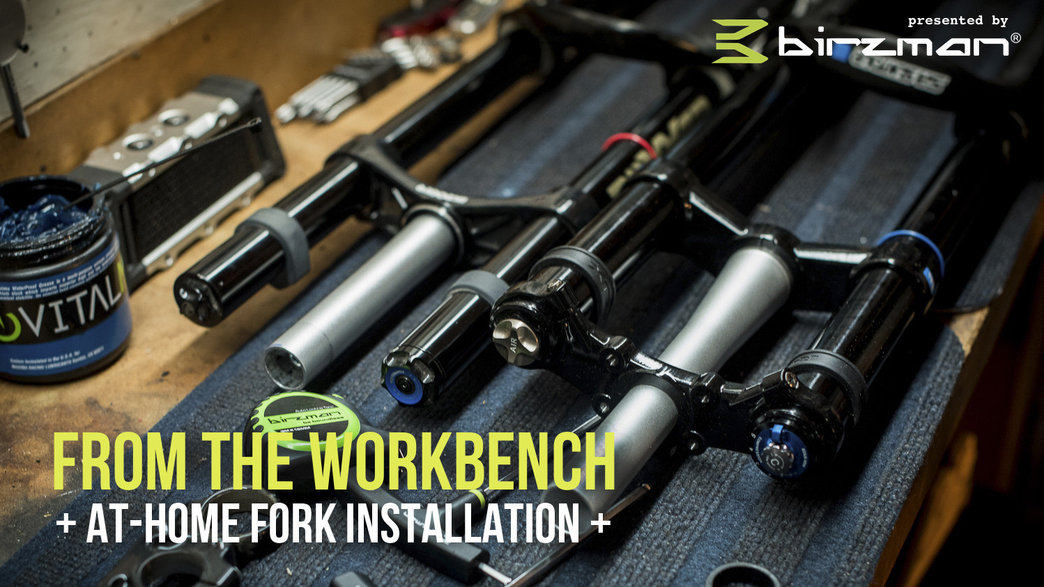 medium resolution of installing a new fork to some can seem like a daunting task there are a lot of specialty tools needed there are a lot of steps and anytime you take a