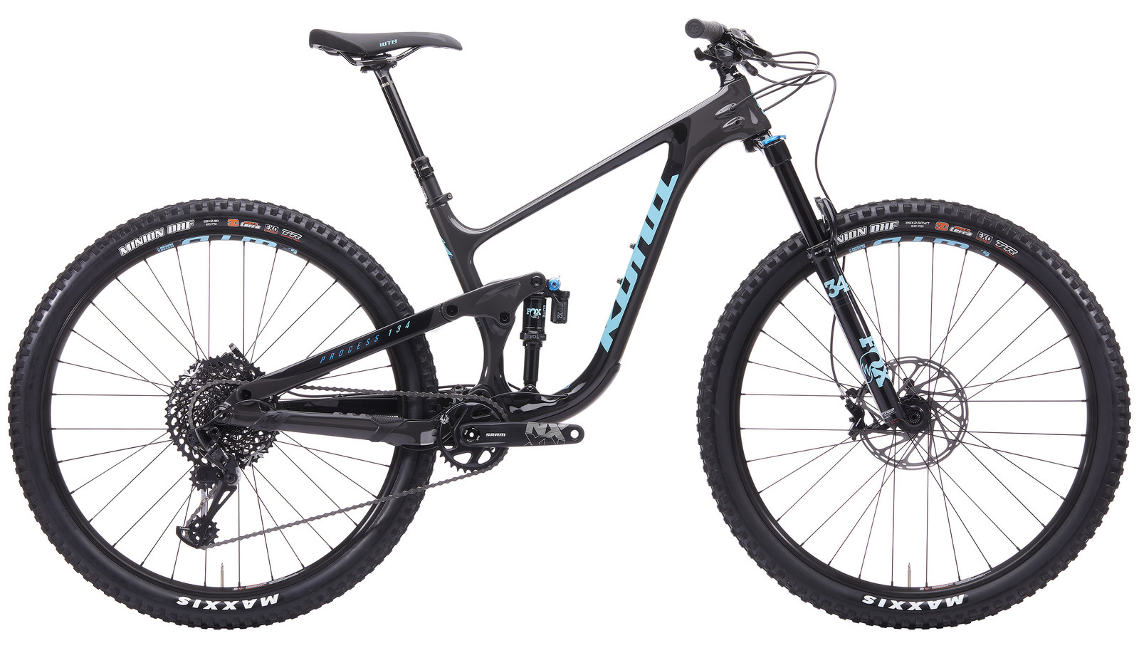 Kona Process 134 Cr Dl 29 Bike