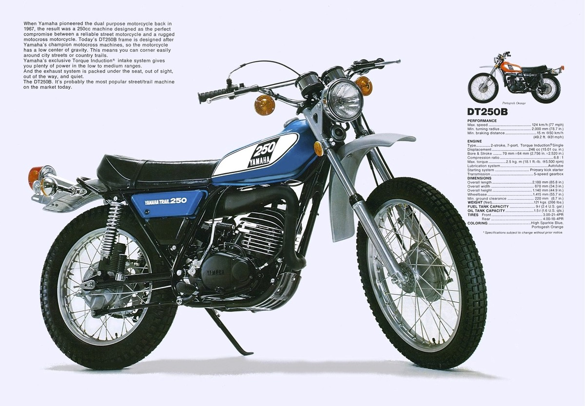 hight resolution of yamaha dt 250 wiring diagram wiring diagram centre wiring diagram yamaha dt250