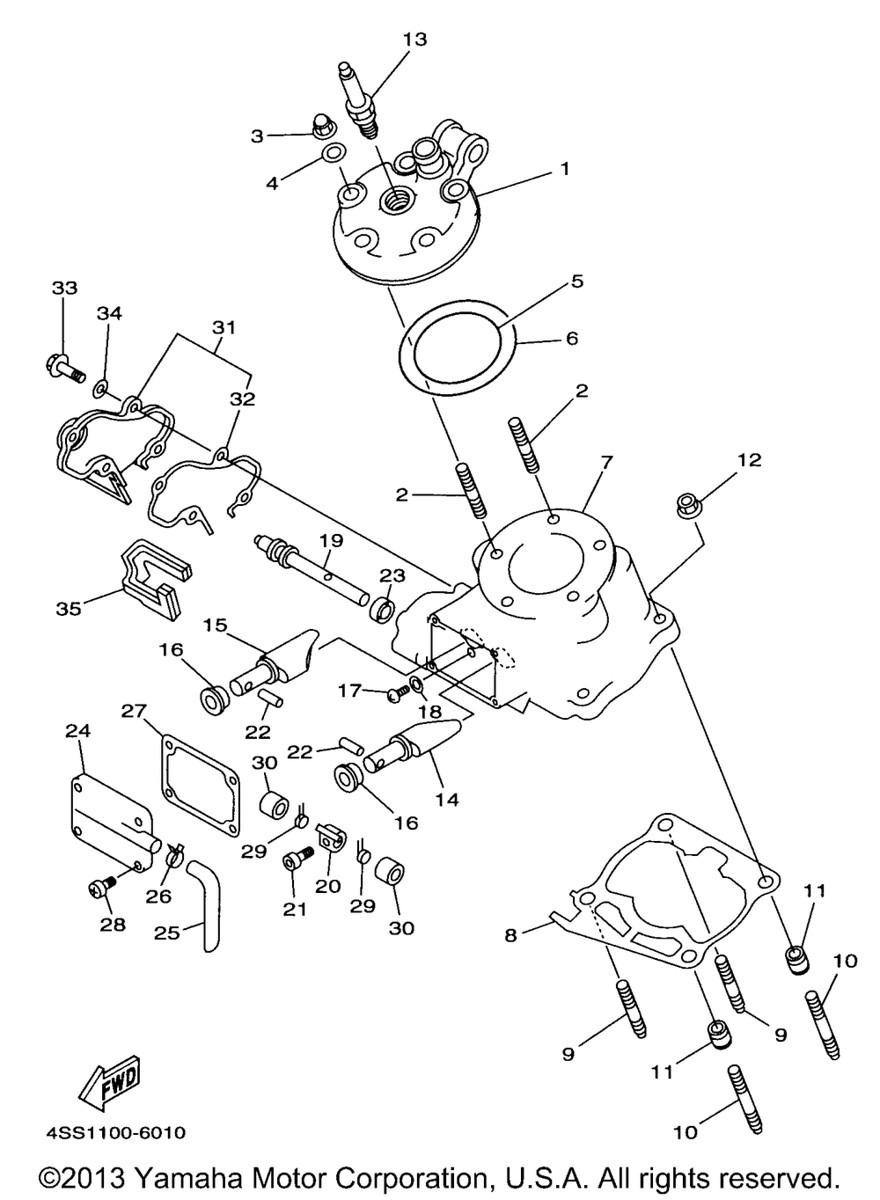 Yz 250 power valve wiring diagrams 2002 yz 125 engine diagram at w justdeskto allpapers