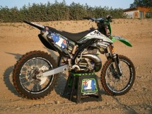 Kx 125 Pipe Dream - Year of Clean Water