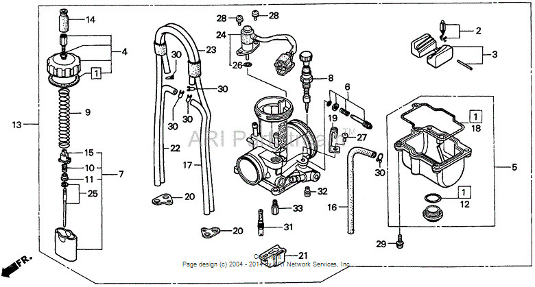 cr125 wiring diagram
