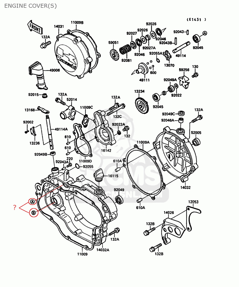 2002 Kawasaki Kx 125 Engine Diagram Html
