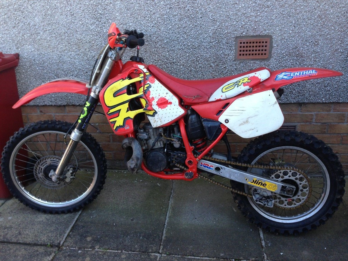 hight resolution of started new thread 1989 cr 250 restoration 5 9 2015 10 28pm