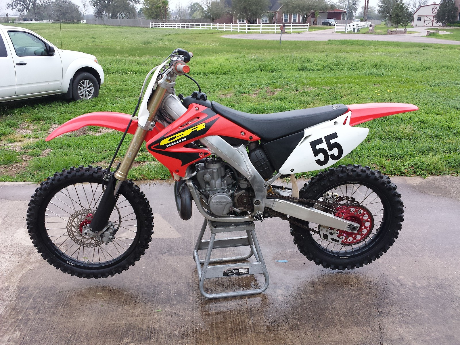 hight resolution of package deal 2003 honda cr250 with 2001 cr250 engine 2001 roller 2003 engine parts 3500