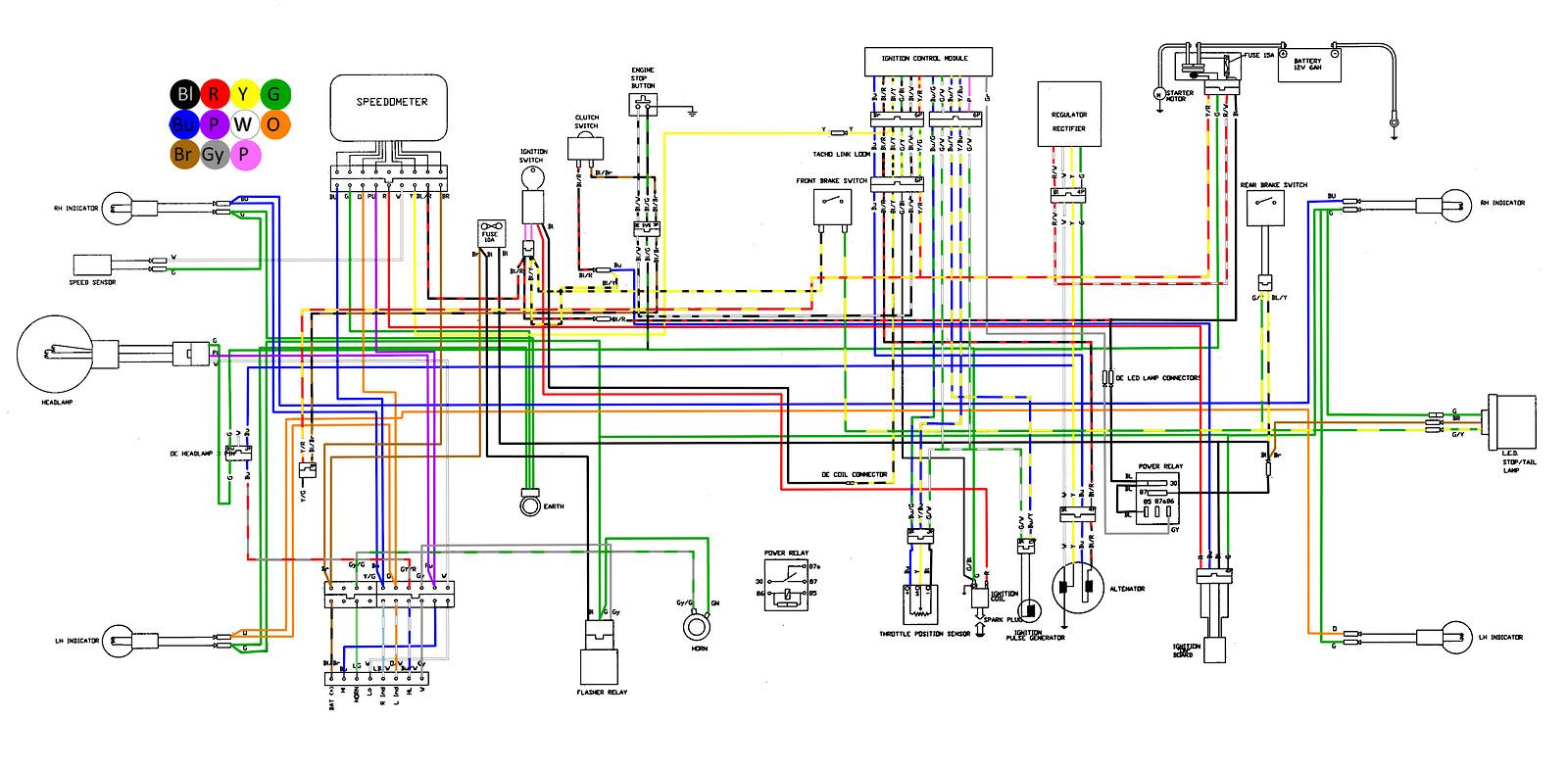hight resolution of honda crf 150 wiring diagram simple wiring schema honda crf 150 2018 crf 150 wiring diagram
