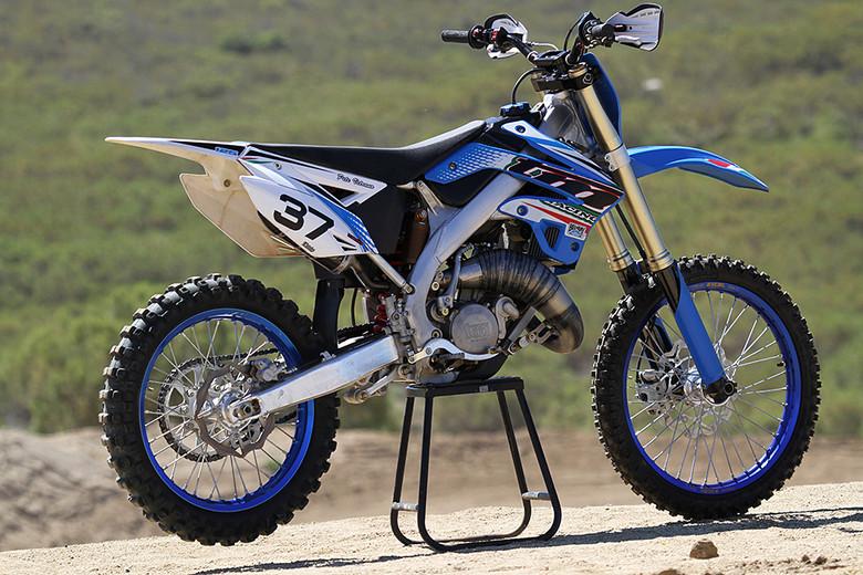 2012 Tm Mx 125  Motocross Feature Stories  Vital Mx
