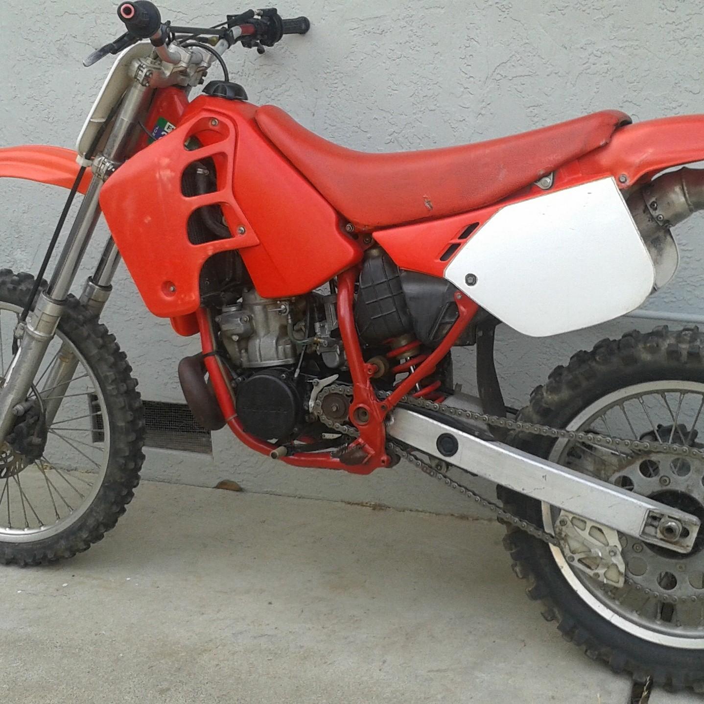 small resolution of 1988 honda cr250