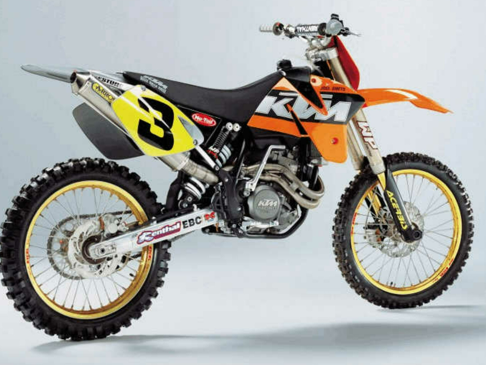 medium resolution of 2000 ktm 520 sx joel smets 1 dirtracer motocross pictures vital mx
