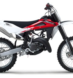 competition comes first on husqvarna s cr125 which carries its existing race tested technology and [ 1250 x 812 Pixel ]