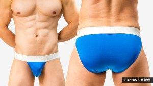 wantku,運動型,基本款,高岔,三角褲,男內褲,sports,basic type,briefs,underwear,b3218