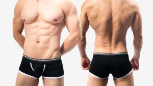 好屌型,四角褲,男內褲,enhancing bulge,boxers,underwear