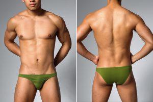kubas,coolness,elastic,cotton,low waist,briefs,underwear