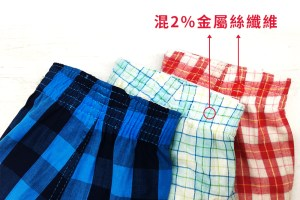 willmax,短版,囊袋,格子,平口褲,男內褲,shorty,pouch,plaid,trunks,underwear