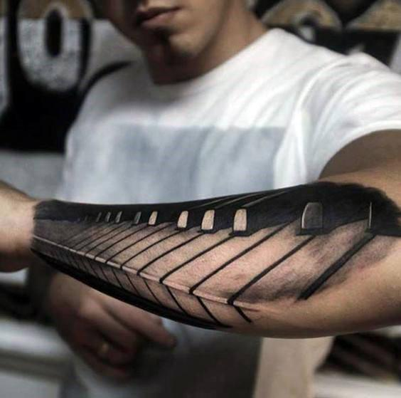Tattoos For Men Forearm Sleeve