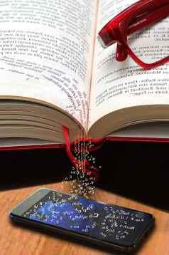 libro, cellulare, tecnologia, smartphone, computer, digitale, oggetti, progresso, copertura | Pikist