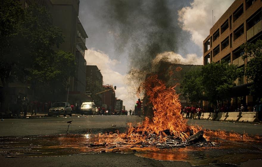 Let The Cities Burn? Recall Requirements #VetsForTrump #DefundDemocrats