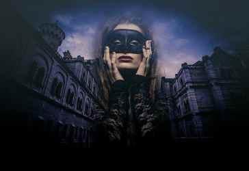 woman gothic castle dark fantasy goth Pikist