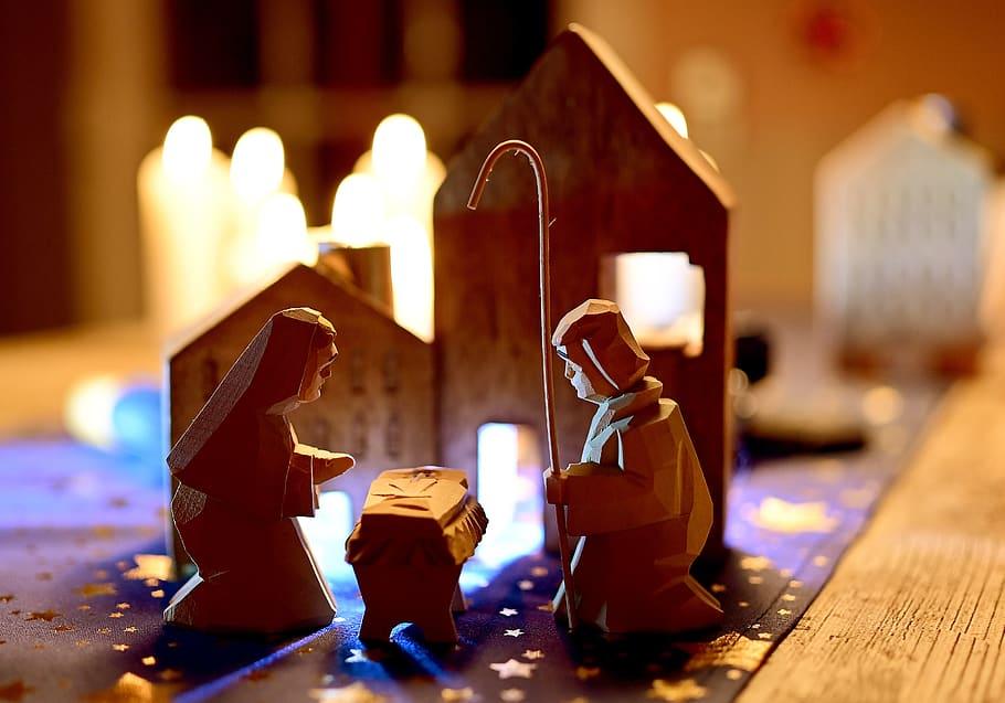 어린이를 위한 예수님 탄생 이야기