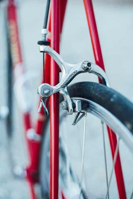 étrier de frein vélo patin de frein