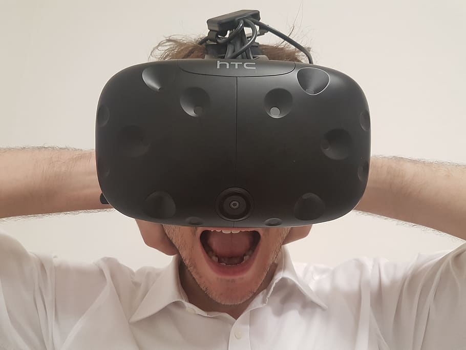 New Scary Virtual Reality #VetsForTrump