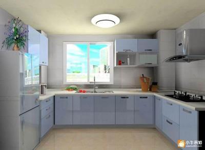 colors of kitchen cabinets brass faucet 风水学中厨房橱柜什么颜色好 风水学中厨房橱柜什么颜色好厨房风水学中