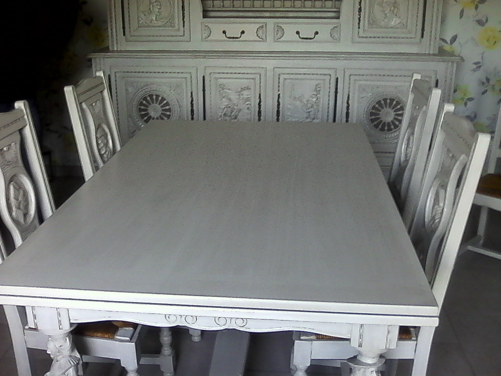 finition meubles breton table et