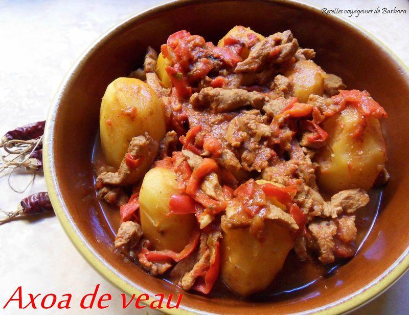 Recette veau basque  Un site culinaire populaire avec des recettes utiles