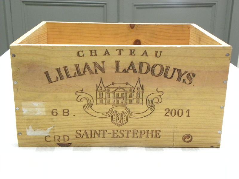 destockage noz industrie alimentaire france paris machine caisses a vin en bois