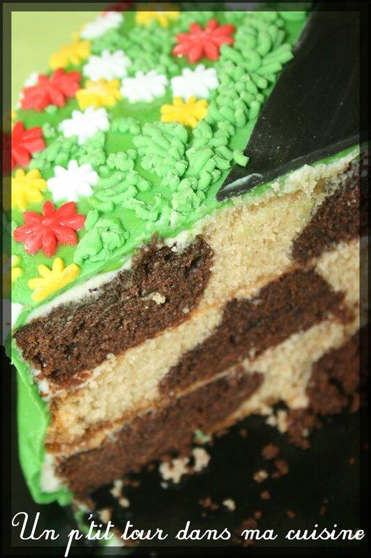 Gâteau Robocar Poli1