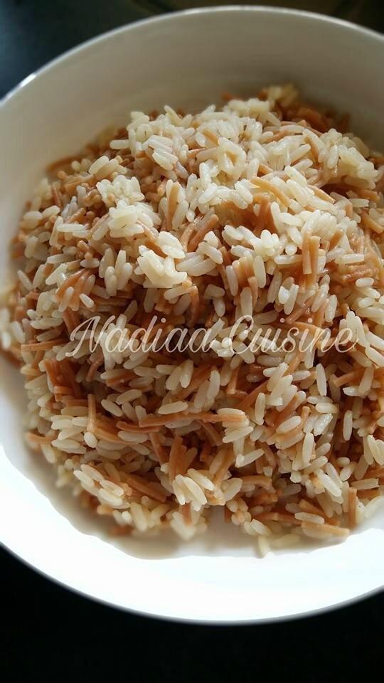 riz libanais au cookeo bienvenue