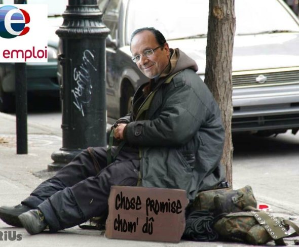 Hollande ANPE DéLiRiUs