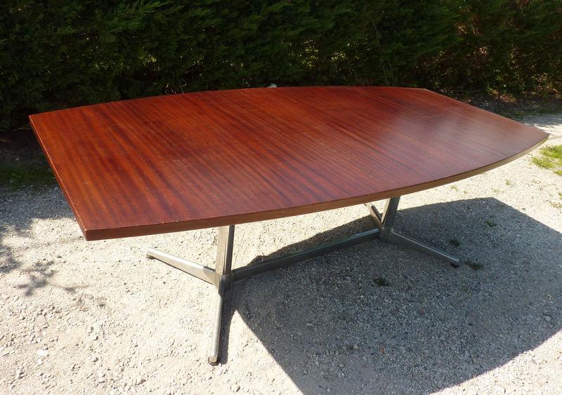 Table Design Annes 1960 1970 Le Cri Du Placard