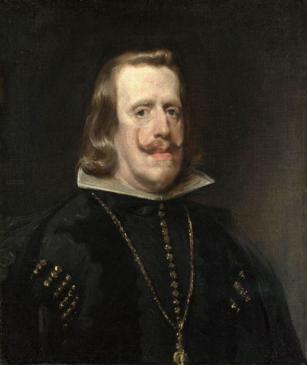 Velazquez Philip IV of Spain