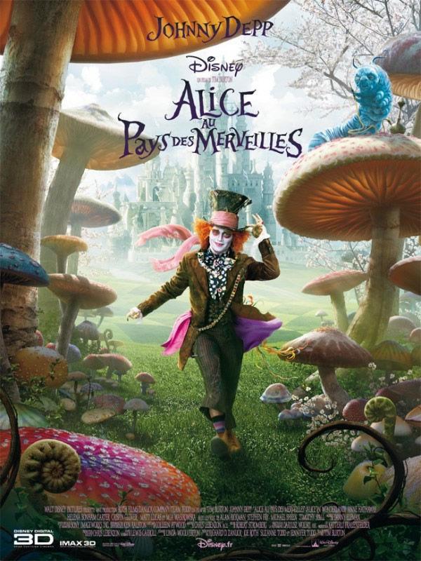 Alice Aux Pays Des Merveilles Personnages : alice, merveilles, personnages, Alice, Merveilles