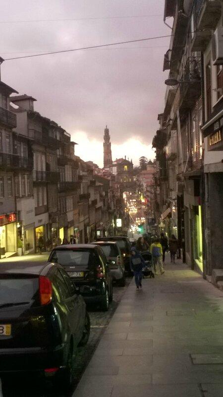 Porto, ou la ville aux mille descentes