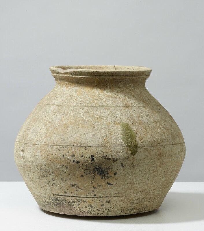 Rare pot à couverte verte, Vietnam, période Annam (603 - 989)