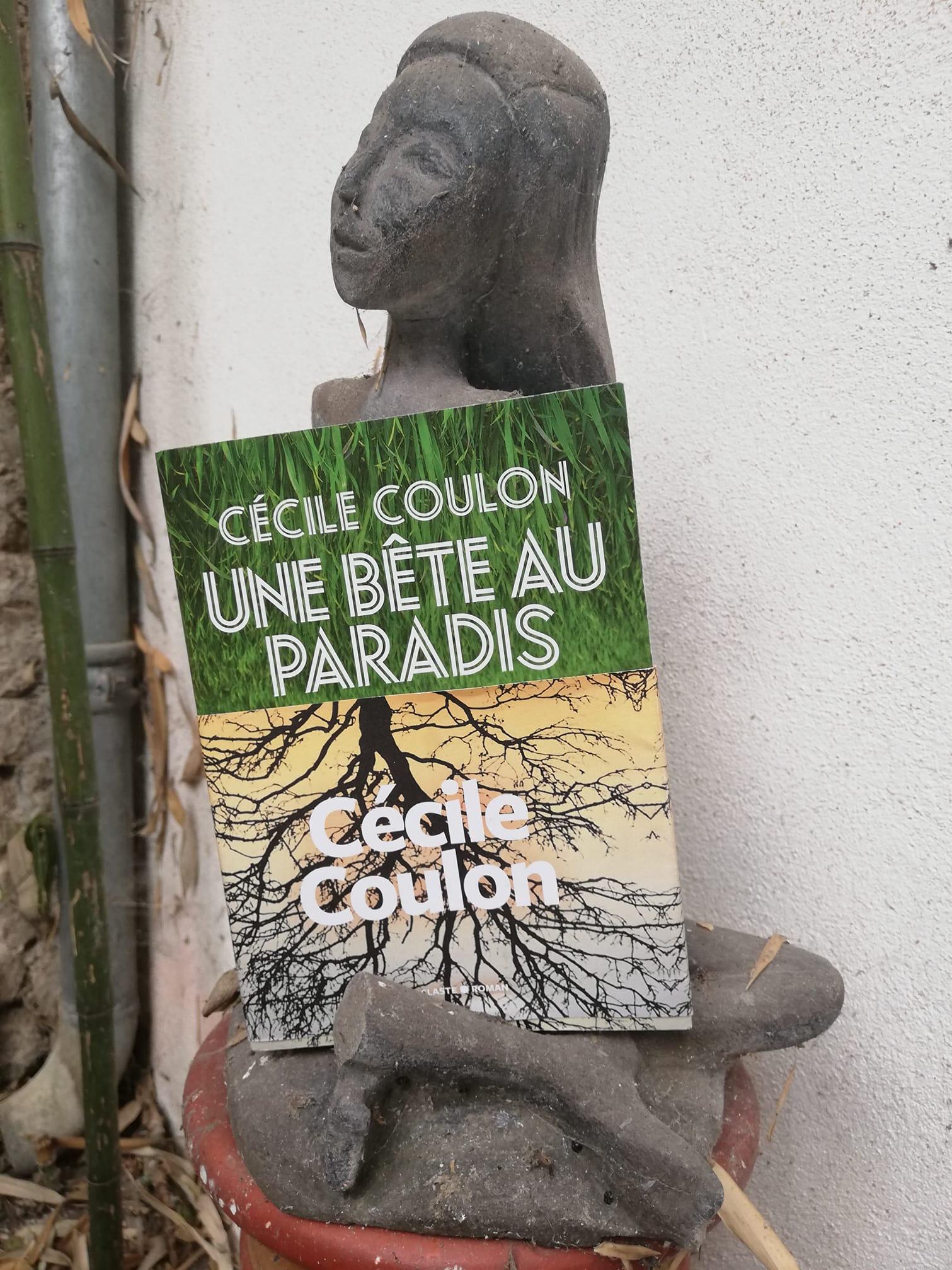 Cecile Coulon Une Bete Au Paradis : cecile, coulon, paradis, Foudre, Bête, Paradis, Cécile, COULON, Boudoir, Littéraire, Culturel