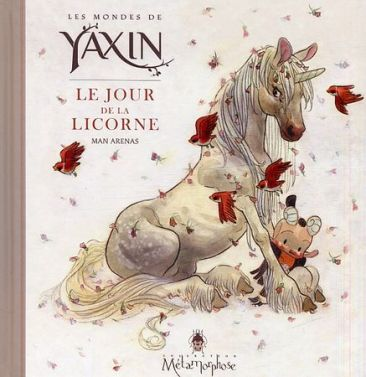 Les mondes de Yaxin le jour de la licorne