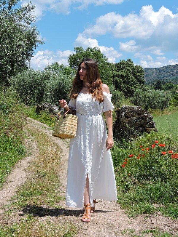 120374662 - The boho dress - La robe bohême
