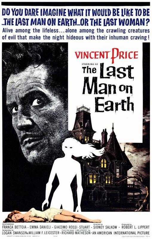 Le Dernier Homme Sur Terre : dernier, homme, terre, Légende, Dernier, Homme, Terre), Cinéma